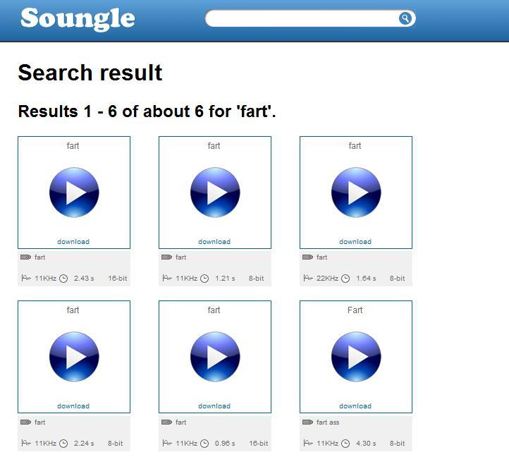 Soungle.com