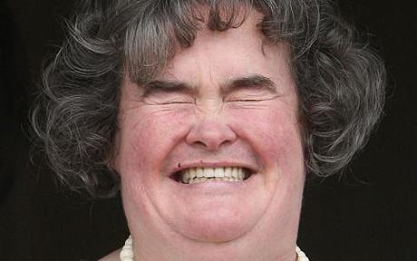 Susan Boyle Britain Got Talent