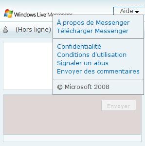 MSN Live Messenger en ligne !
