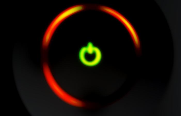 XBOX360 Read Ring Of Death